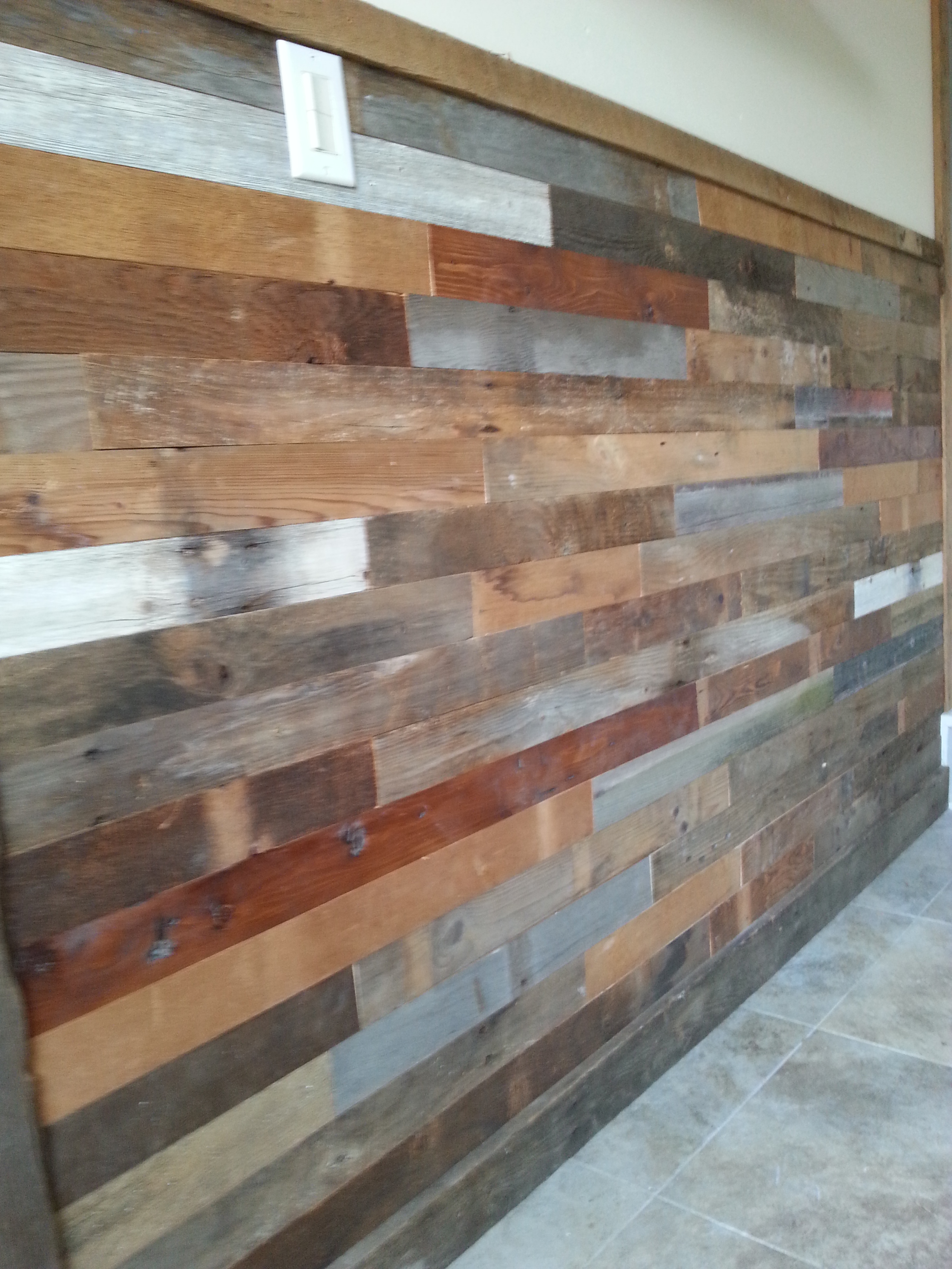 Wall Boards Barn Planks Reclaimed Wood Boards Easy Peel And Stick Installation For Walls Ceilings And Home Decor Barnwood Designs